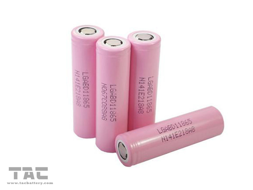 LG ICR18650 D1 3000mAh Lithium Ion Cylindrical Battery For Hoverboard Segway